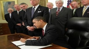 JUST BEFORE HURRICANE SANDY, OBAMA SIGNED EXECUTIVE ORDER MERGING HOMELAND SECURITY WITH PRIVATE SECTOR TO CREATE VIRTUAL DICTATORSHIP