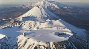 Mount Doom is about to blow! New Zealand volcano used in Peter Jackson's The Lord of the Rings movies set to erupt