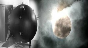 Revealed: How the U.S. planned to blow up the MOON with a nuclear bomb to win Cold War bragging rights over Soviet Union