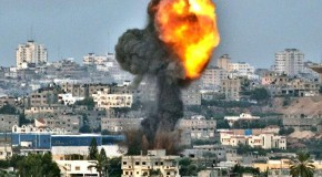 Video: CNN Guest Interrupted By Israeli Air Strike