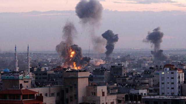 War In Gaza Why Now
