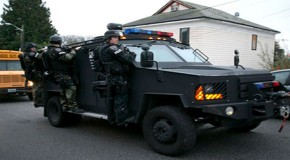 Arkansas Town Plans to Begin Martial Law