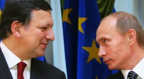 Convergence: Globalists Push Russia-EU Merger