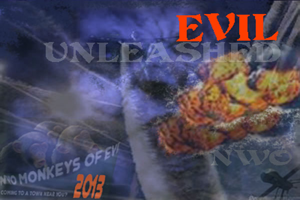 End of 2012 and the Unleashing of Evil
