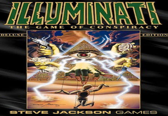 Ominous Old Illuminati Card Game 'Predicts' 9 11, The New World Order and More