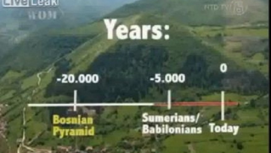 Pyramids In Bosnia – Hidden History