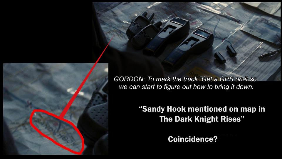 Sandy Hook Reference In Batman Dark Knight Rises Movie 2