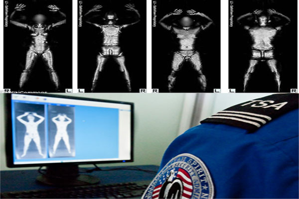 TSA agent We laugh at your nude images, dear passengers'