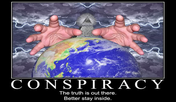 """Conspiracy Theory"" Foundations of a Weaponized Term"