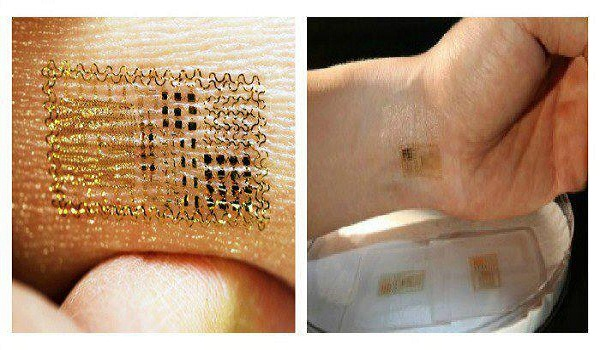 """Electronic Tattoo"" to Track Your Medical Information; is this a prelude to 'Mark of the Beast'"