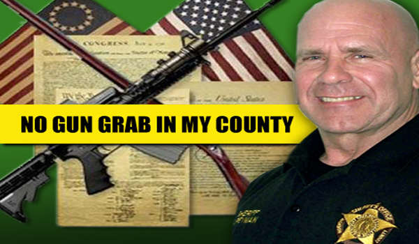 228 Sheriffs Saying 'NO' to Obama Gun Control