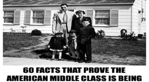 60 Facts That Prove The American Middle Class is Being Wiped Out