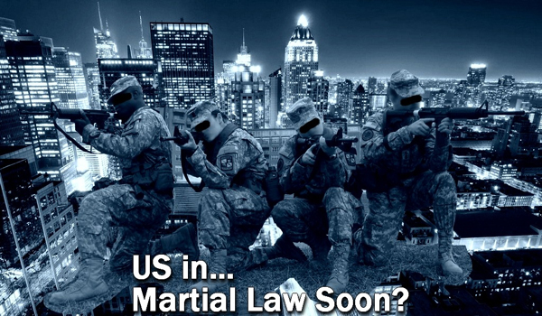 Alert 2013 UN – NATO Martial Law USA! – Video