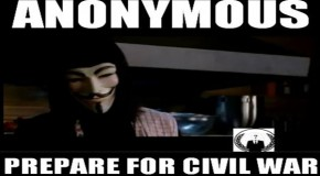 Anonymous Calls for Civil War to Overthrow the US Government