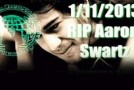 Anonymous avenges death of Aaron Swartz with takeover of US government judicial website and message of freedom