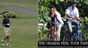 Barack Obama's $7 million Hawaii vacation is an insult to America's struggling middle class
