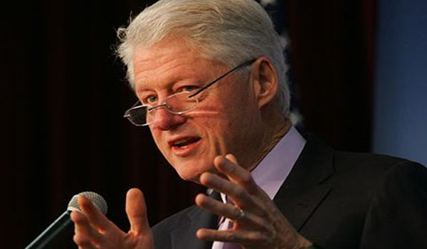 Bill Clinton to Democrats Don't trivialize gun culture