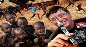 "Bill Gates Says Global Vaccination Program is ""God's Work"""