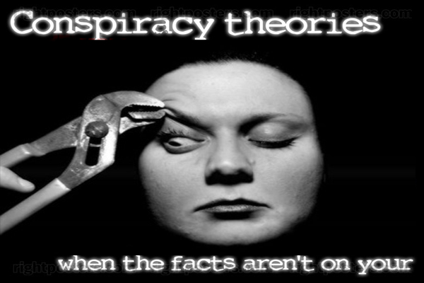 Conspiracy Theorists are Conspiracy Realists