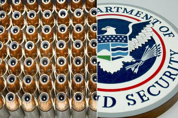 Did DHS Just Award an Ammunition Contract to a Shell Corporation