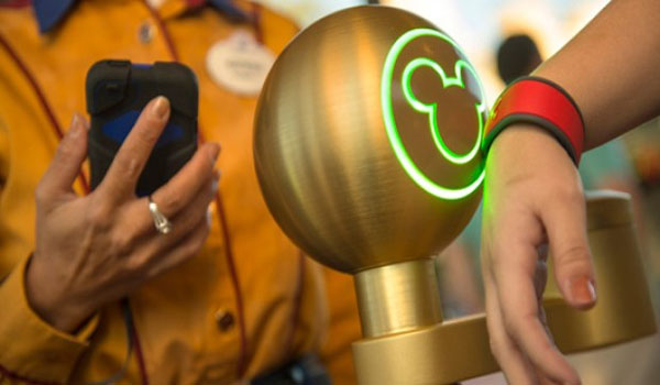 "Disney World to track visitors with ""Magical"" RFID Wristbands"