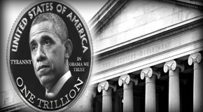 If Obama Can Just Create A Trillion Dollar Coin, Then Why Do We Have To Pay Taxes?