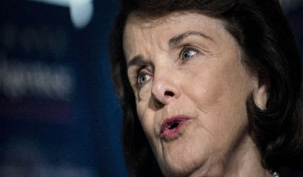It's on! Feinstein unveiling gun-grab plan