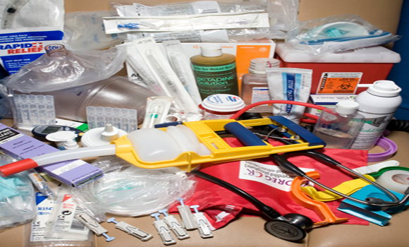 List of 'Collapse' Medical Supplies
