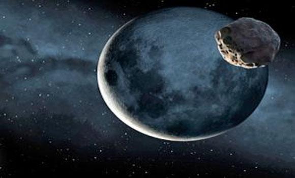NASA mulls plan to drag asteroid into moon's orbit