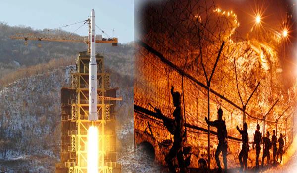 Um Novo Despertar Horizon News: Coreia do Norte volta a ...