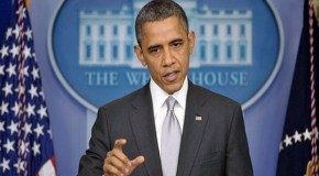 Obama Announces Possible Use of Executive Action to Ban Guns