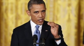 Obama digs heels in, refuses to negotiate debt ceiling