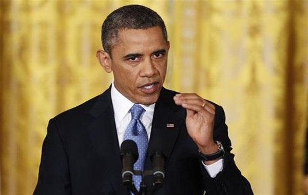 Obama cava calcanhares, se recusa a negociar teto da dívida