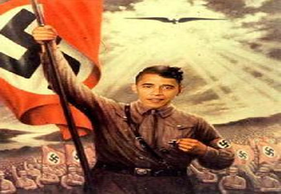 Obama to follow in footsteps of Hitler, Stalin with 'executive order' disarmament of the American people