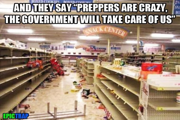 Preppers, Patriots and Pirates