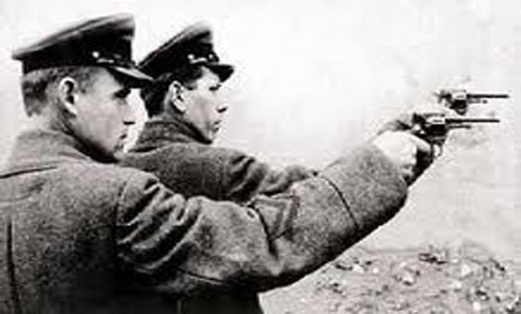 Russians Learned Gun Control Lesson