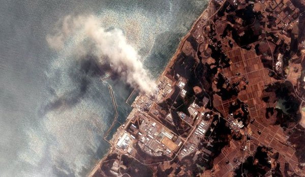 Tepco We are planning to dump water from Fukushima plant into Pacific Ocean