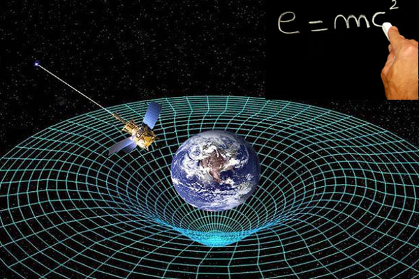 Testing Einstein's Famous Equation E=mc2 in Outer Space