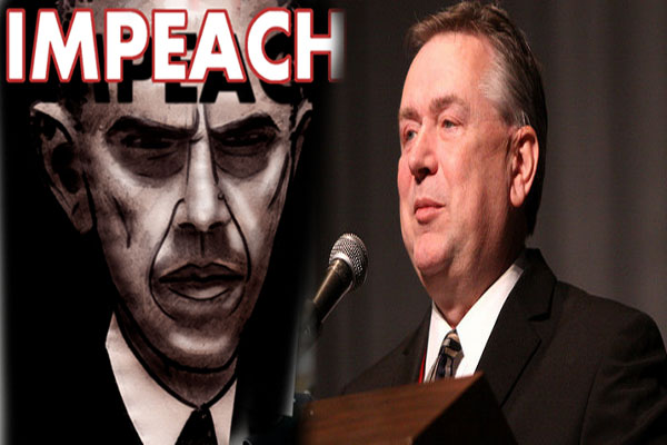 Texas Congressman Threatens Obama With Impeachment If He Uses Exec