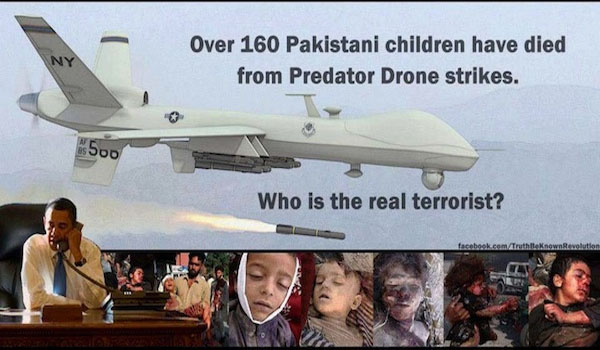 The Unfortunately Long List of Children In Yemen and Pakistan Who Were Murdered By Drones