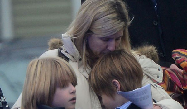 Three shooters involved in Sandy Hook carnage Shrimpton