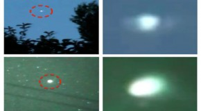 UFO Mothership Returns To Texas TV News, New Zealand Baffled By Orbs, UFO Visits ISS Again, Triangle UFO Photographed Over The Moon