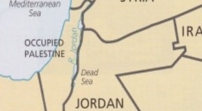 UK Textbook Wipes Israel Off the Map