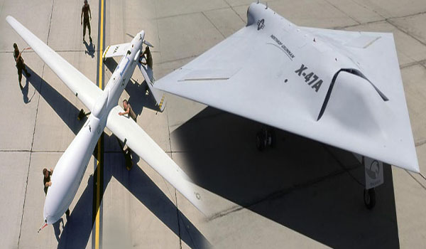 US military wants to hide drones under sea
