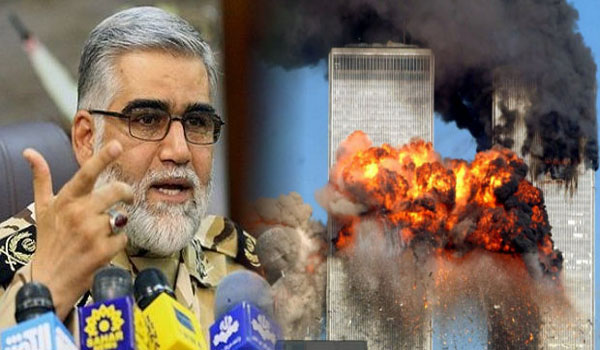 US planned 9 11 attacks to invade Middle East Iran cmdr.