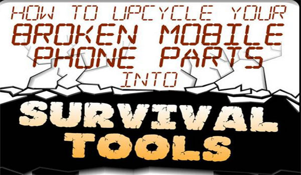 Using Cell Phone Parts for Survival
