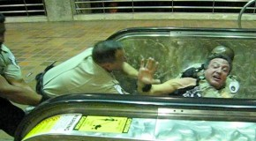 Video: Photographer Attacked By Metro Security For Taking Pictures, Filming