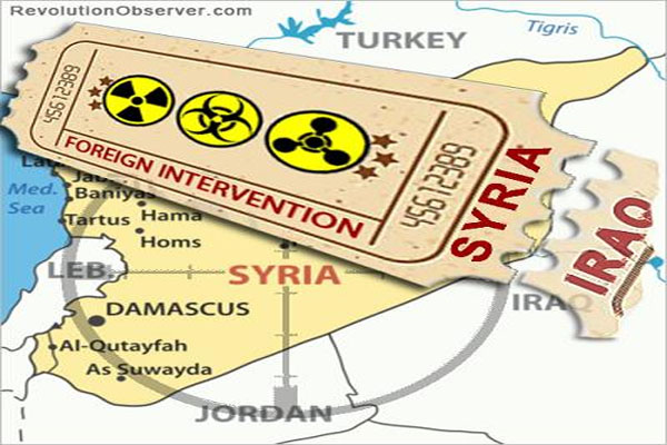 Warmongers Jump at Secret Cable Leak About Syrian Chemical Weapons