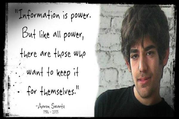 Who Killed Aaron Swartz