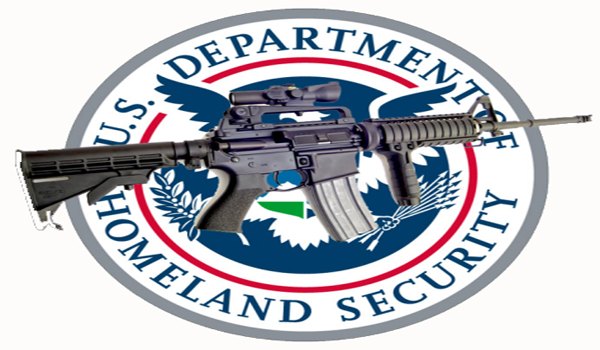 Why are AR-15's 'Personal Defense' Weapons for the DHS but 'Assault Rifles' for Citizens
